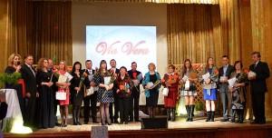 """""""Via Vera – 2015"""" apdovanojimai"""